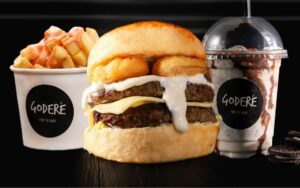 Food Review: GodereA place where BURGER is actually a class apart!