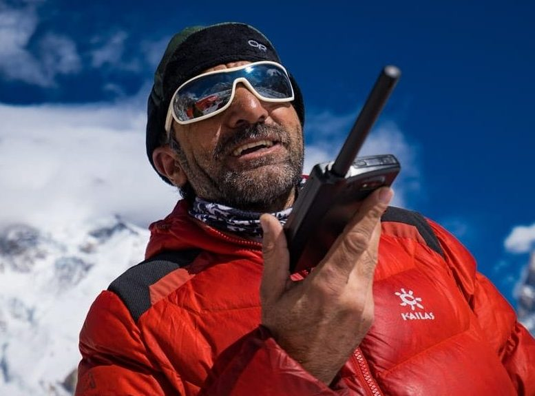 Ali Sadpara, other climbers might not be alive now, says son Sajid Sadpara