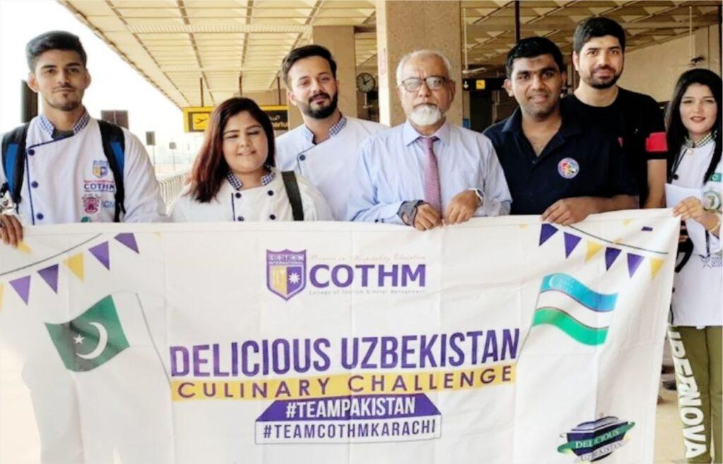 COTHM steals the show at Delicious Uzbekistan