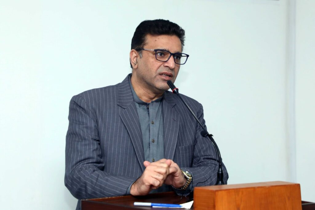 Intellectual curiosity is imperative for students  OPC Punjab VC Waseem Ramey