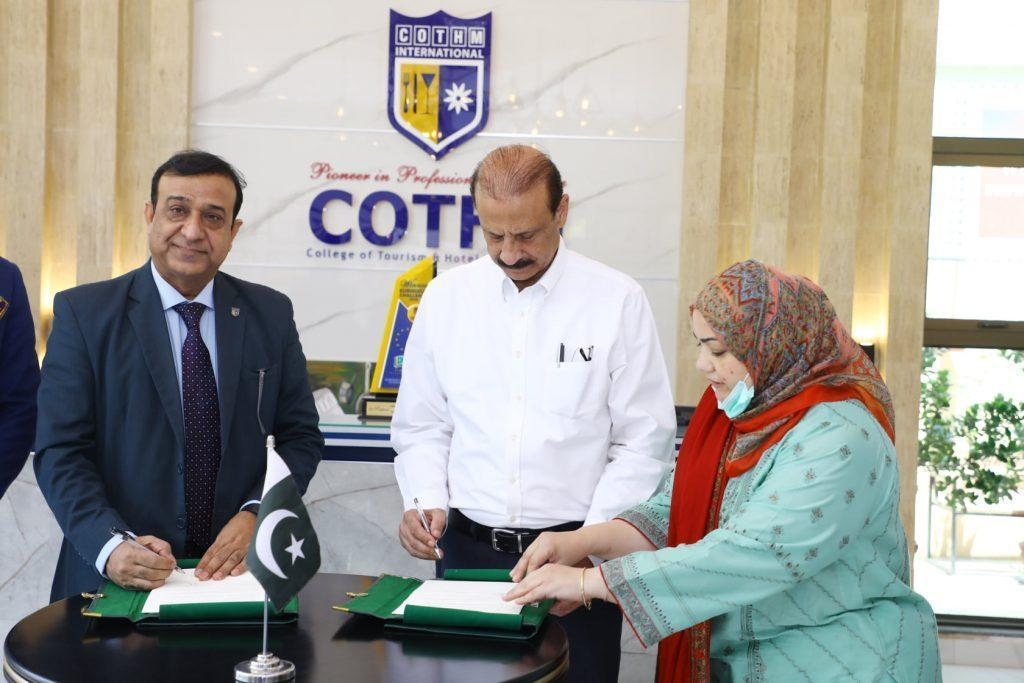 COTHM & WCLA collaborate to promote tourism in Pakistan