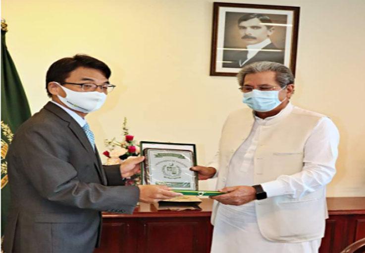Pakistan, Korea to enhance ties in art, culture, heritage & skills sector