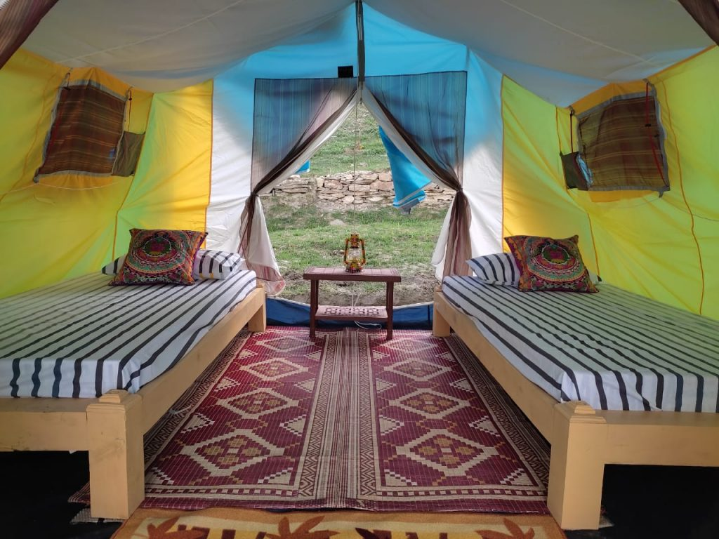 Camp Leo – A new destination in the mountains of Pakistan