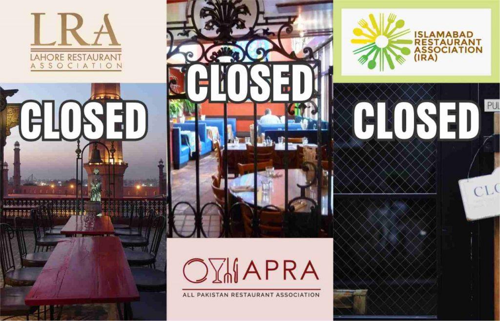 Closing restaurants should not be an option now, restaurants associations to Asad Umar