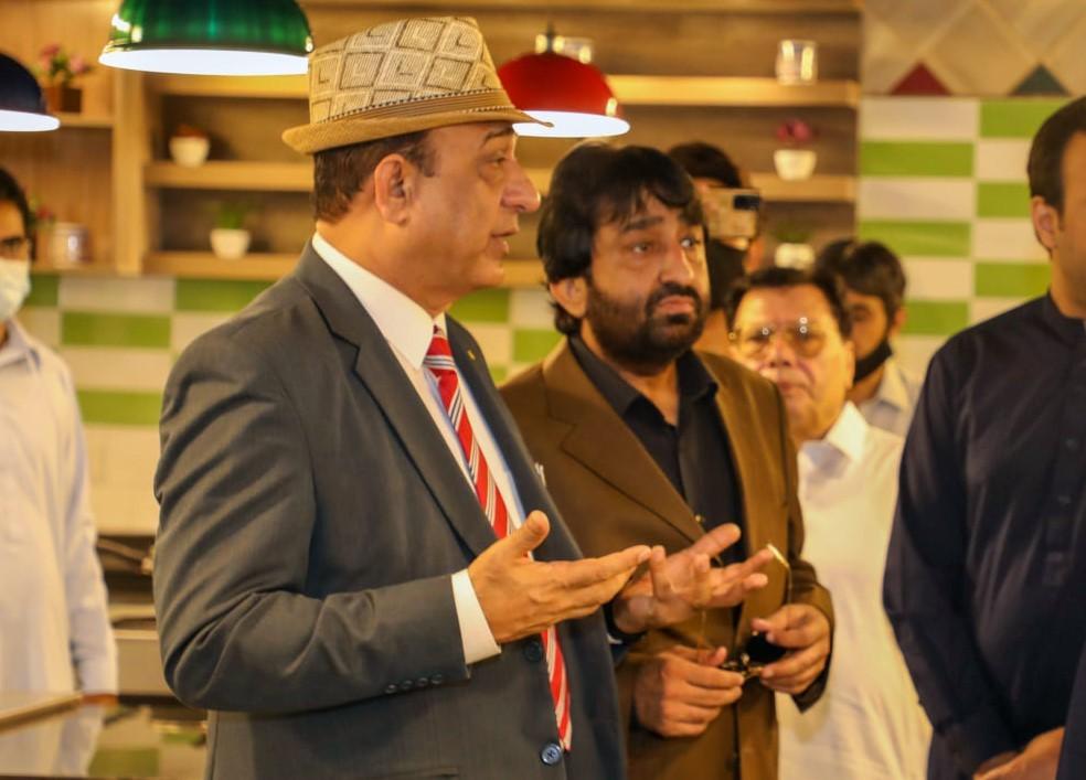 Govt determined to close restaurant industry: Ahmad Shafiq