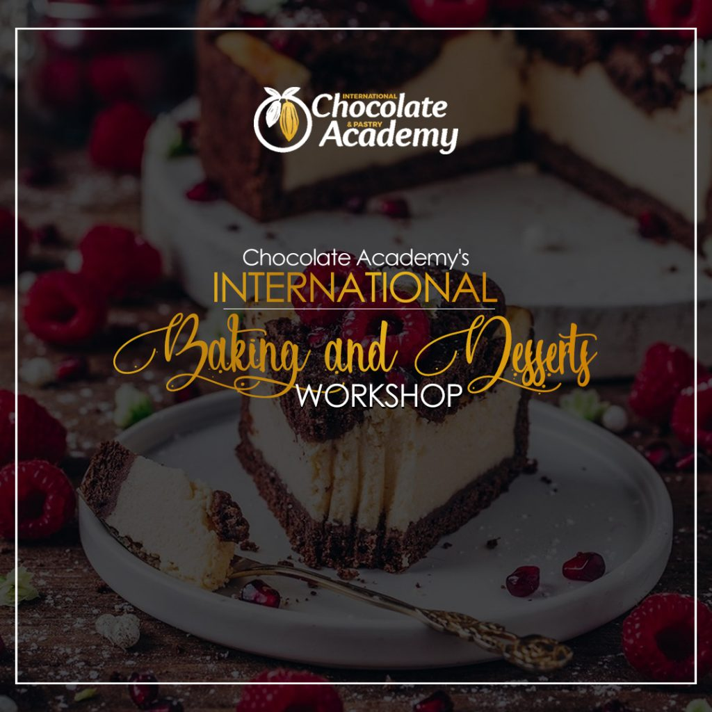 ICPA's international workshops on baking & patisserie have the right ingredients for success!