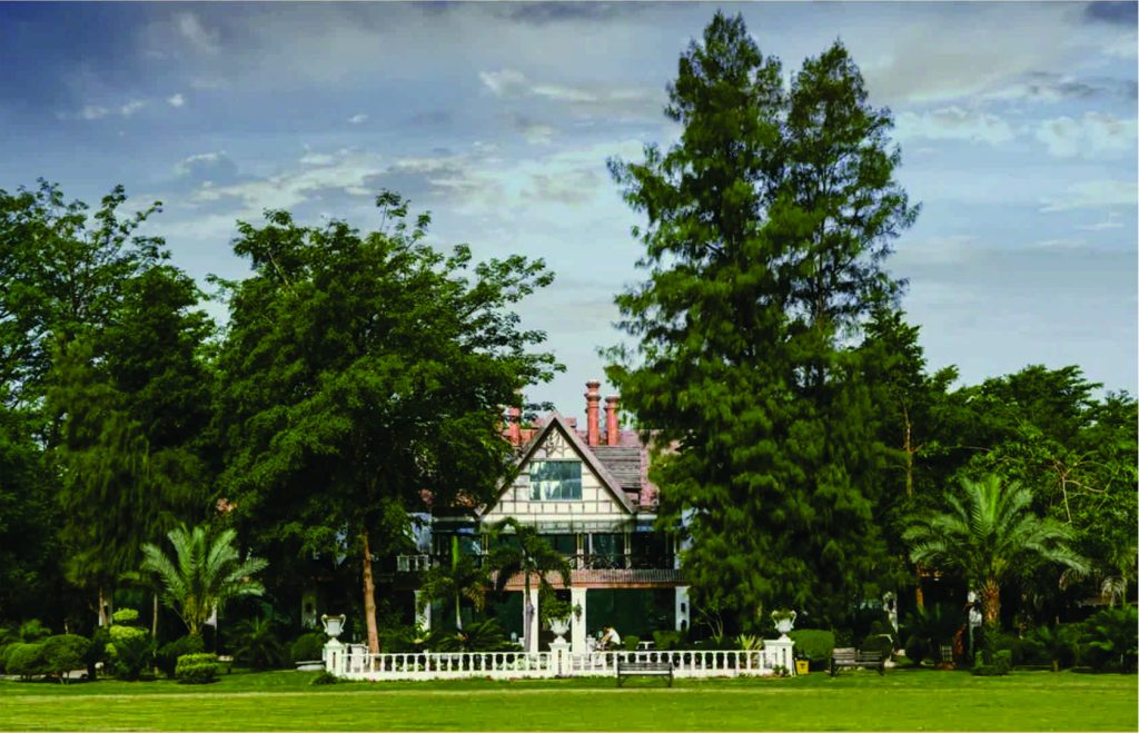 A day at Green Fields Country Club