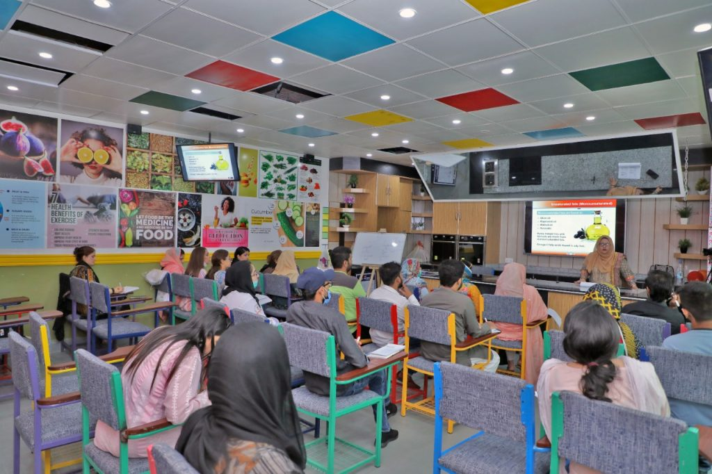 Two-day International Nutrition and Health workshop organized at COTHM