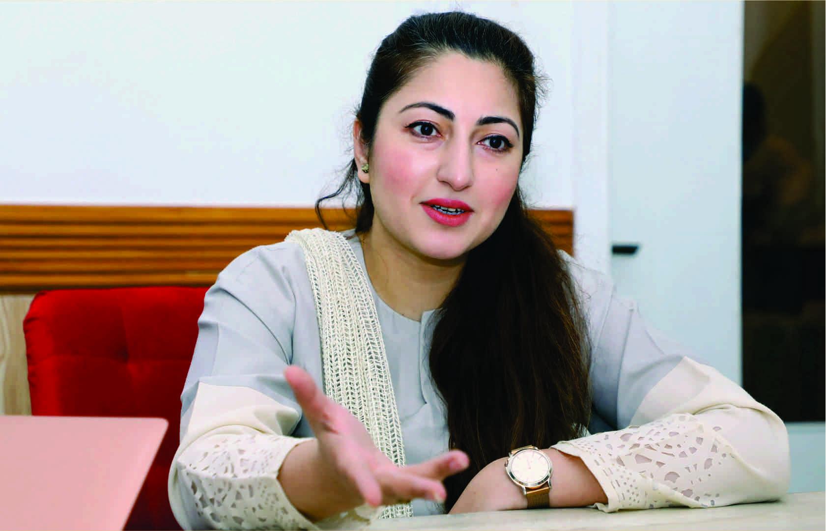 Meet Sana Durrani: A proud art restorer-conservator from Pakistan