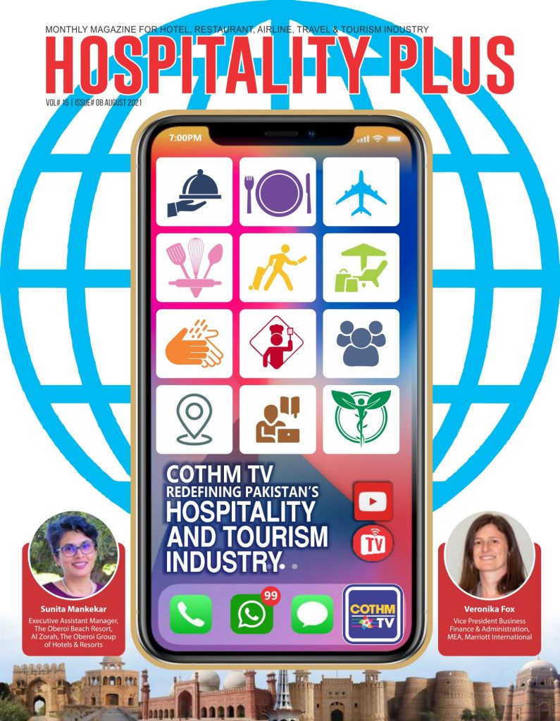Hospitality Plus – August 2021