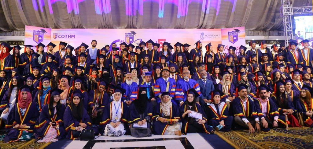 COTHM Karachi holds 6th convocation, dedicates ceremony to Muhammad Ali Sadpara