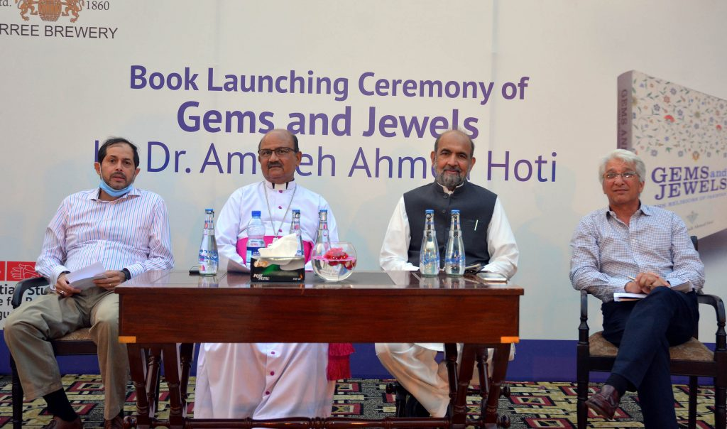 """Murree Brewery sponsored book """"GEMS and JEWELS: The Religions of Pakistan"""" launched in Rawalpindi"""