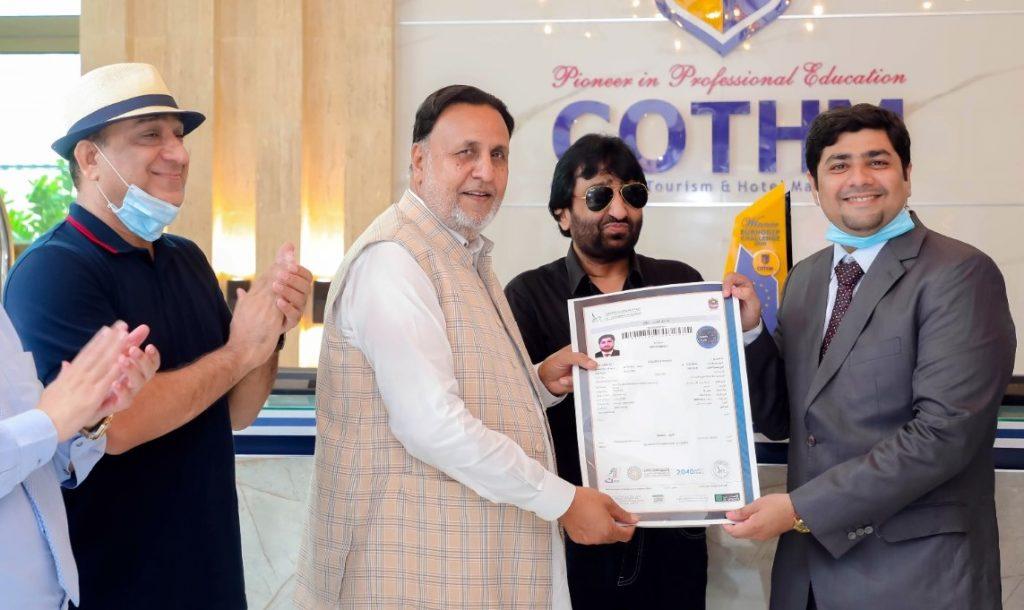 COTHM makes Pakistan proud, Emirates Airlines hires 25 Pakistani students