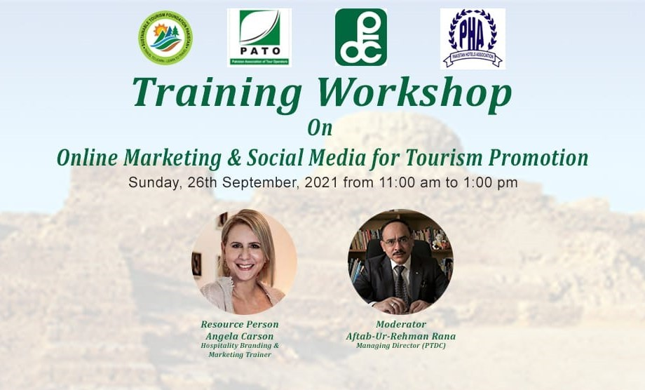 PTDC to organize a training workshop on World Tourism Day