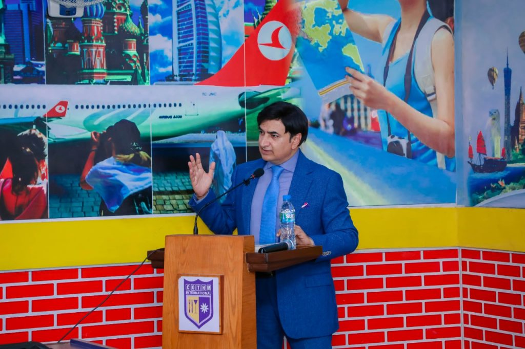 Corporate training Guru Arif Anis launches 4th book Subho Bakhair Zindagi