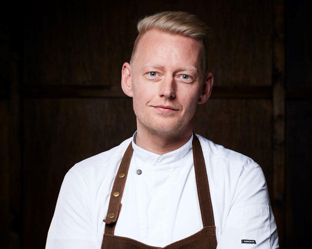 Chef Casper Bogeskov Jensen to do food hackathon at COTHM