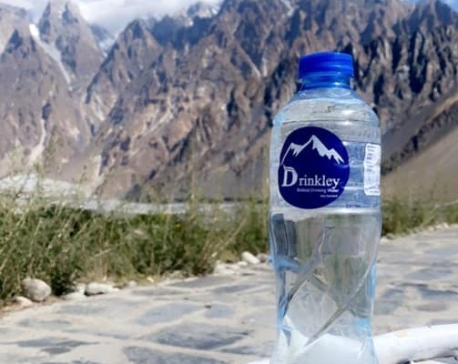 Drinkley sponsors water for Int'l Chefs Day competitions