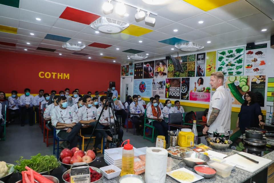 'Food Hackathon' seeks solutions to solve major health challenges in Pakistan